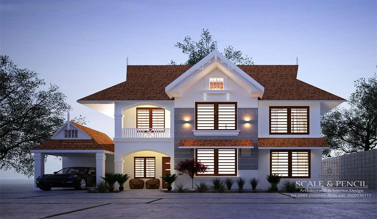 New Modern House Designs Kottayam Home Designers Pala