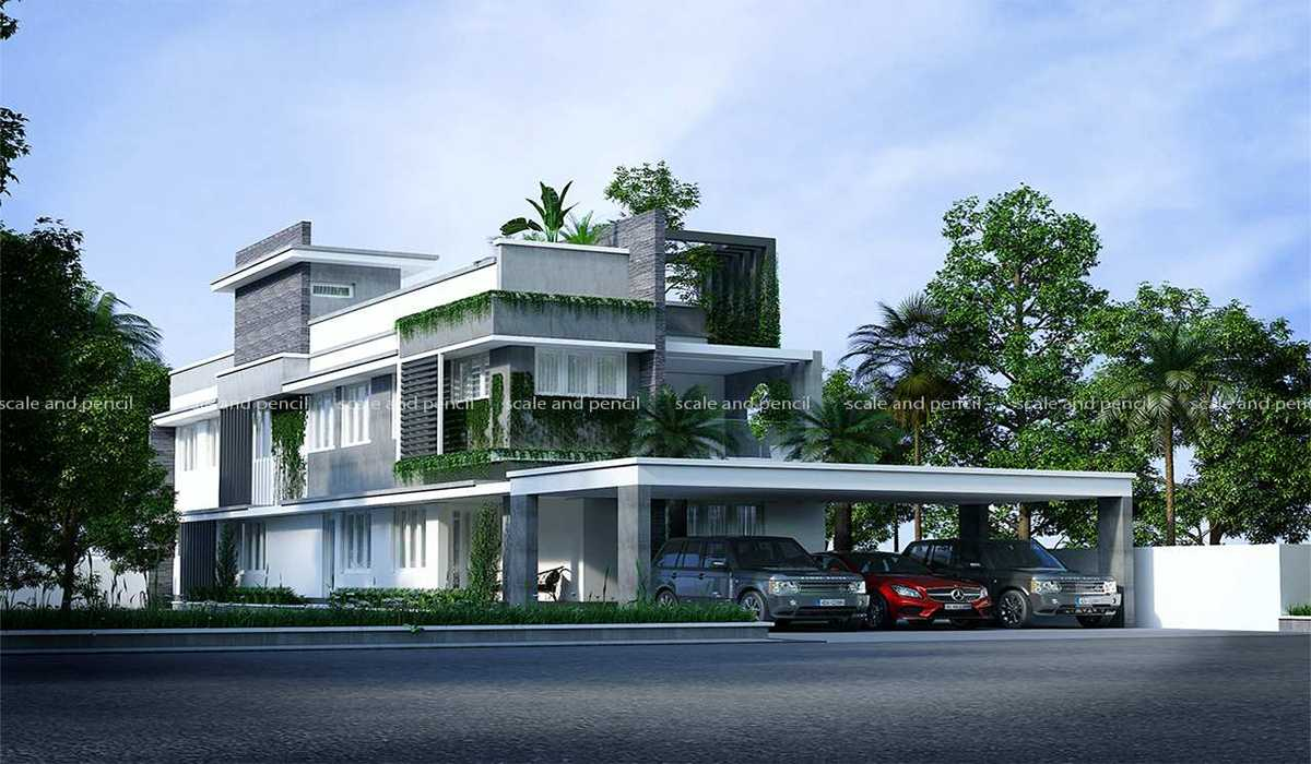 Latest New Modern House Designs Home Plans Vypin