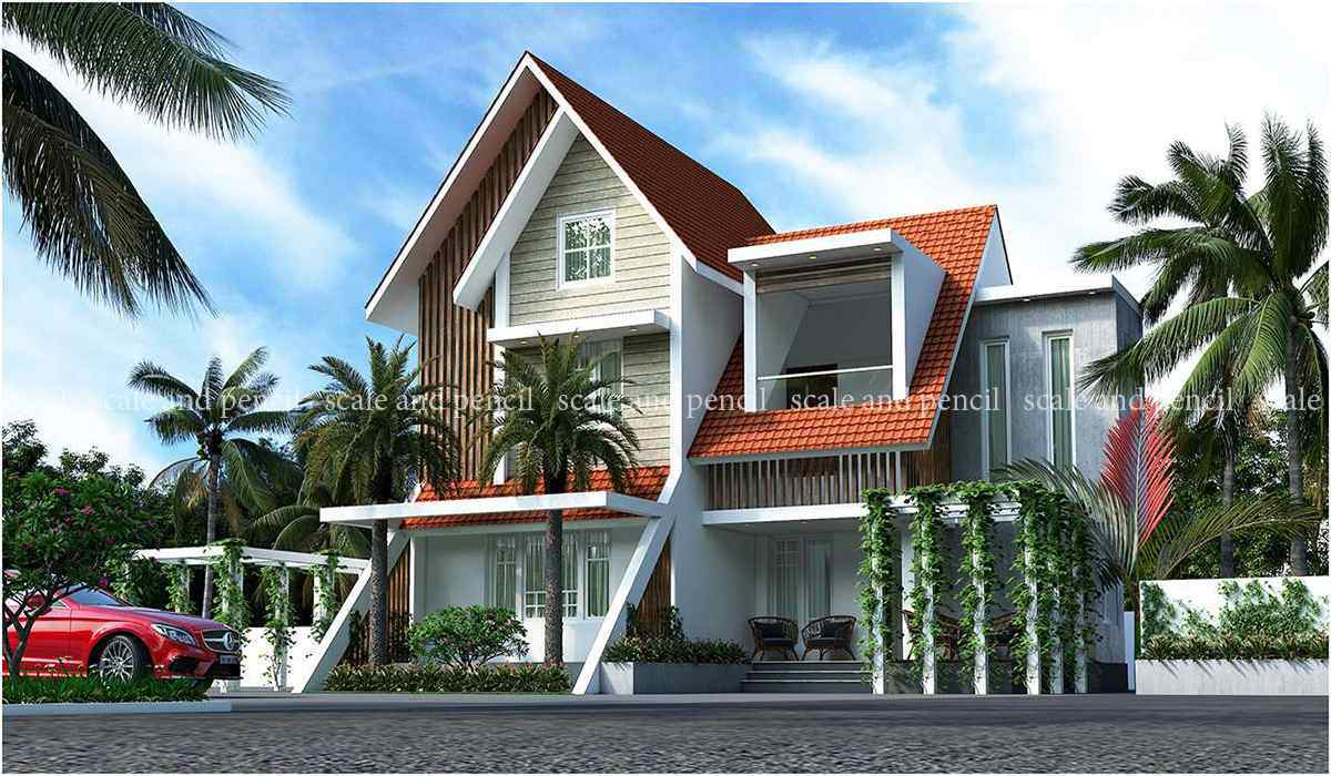 House Designers Kerala Architectural Designers India