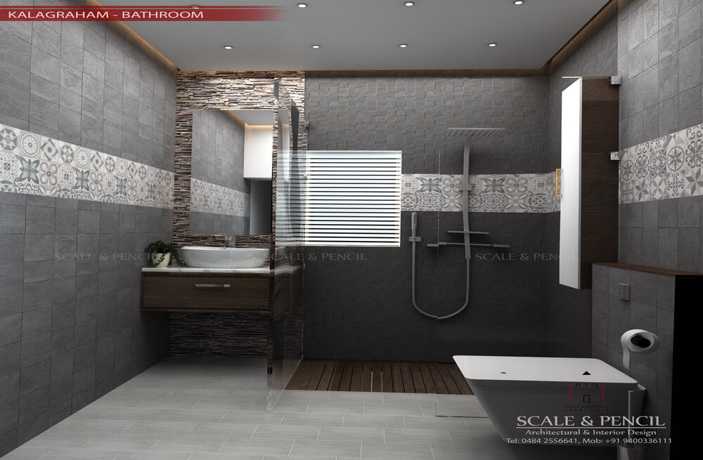 . Bathroom Designs Kochi  Ernakulam  Modern Bathroom Interior Design