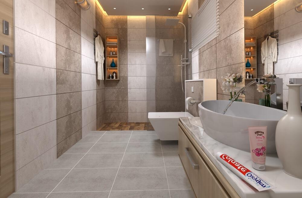 . Bathroom Designs Kochi  Ernakulam  Modern Bathroom Interior Design
