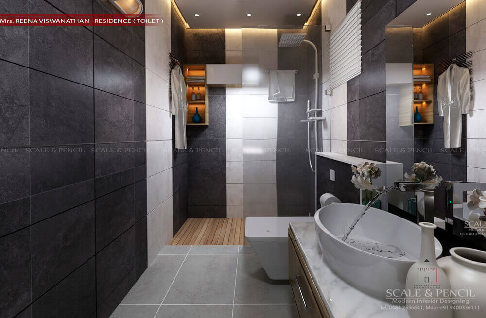Bathroom Designs Kochi Ernakulam Modern Bathroom Interior Design Kerala